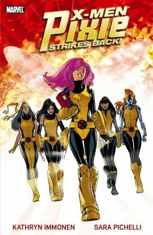 X-Men by Kathryn Immonen