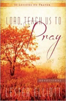 Lord Teach Us To Pray Book