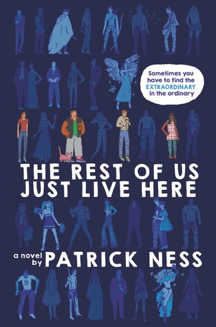 Review: The Rest of Us Just Live Here by Patrick Ness (@Mollykatie112, @Patrick_Ness)