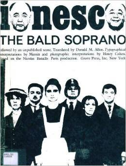 The Bald Soprano: anti-play, followed by an unpublished scene