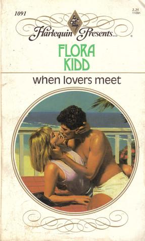 When Lovers Meet by Flora Kidd
