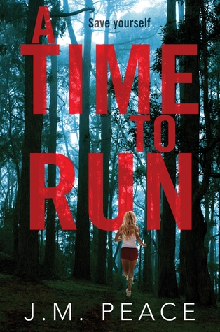 A Time to Run (Constable Sammi Willis, #1)