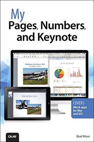 My Pages, Numbers, and Keynote
