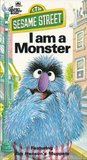 I Am a Monster (A Golden/Sesame Street Sturdy Book)