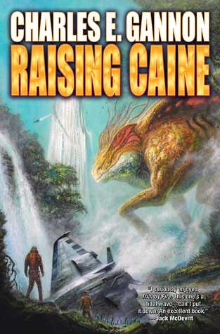 Raising Caine (Tales of the Terran Republic, #3)