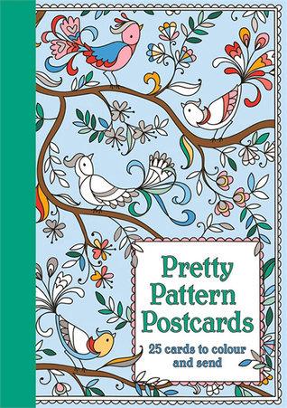 Pretty Pattern Postcards