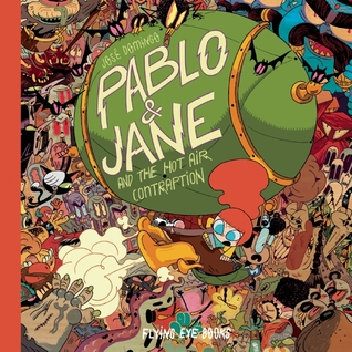 Pablo & Jane and the Hot Air Contraption