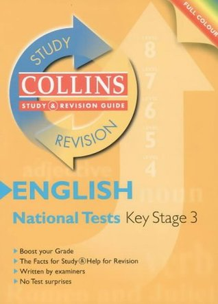 Collins Study and Revision Guides - KS3 English