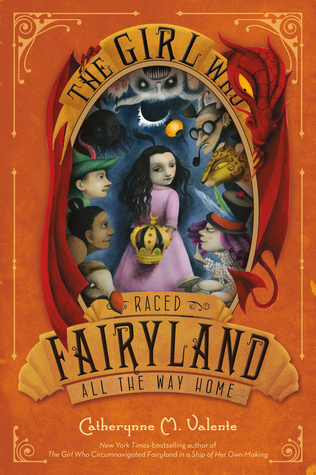 Fairyland series by Catherynne M. Valente thumbnail