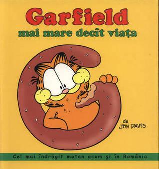 Garfield mai mare decât viața