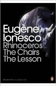 Rhinoceros / The Chairs / The Lesson