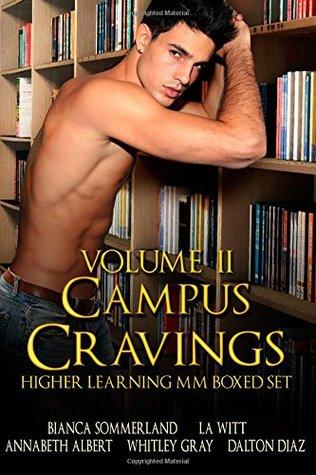 Campus Cravings Volume II: Higher Learning MM Bundle