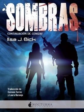 Sombras (Cenizas, #2)