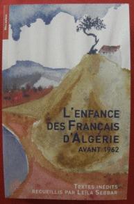 L'Enfance des Français d'Algérie avant 1962
