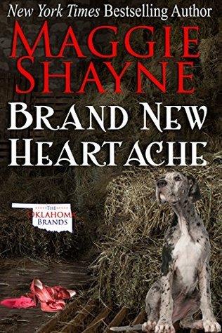 Brand New Heartache (The Oklahoma Brands, #2)