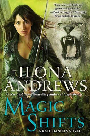 Ebook Magic Shifts by Ilona Andrews PDF!