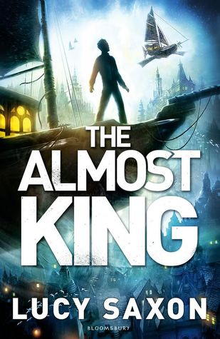 The Almost King (Tellus, #2)