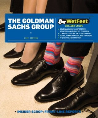 The Goldman Sachs Group 2009