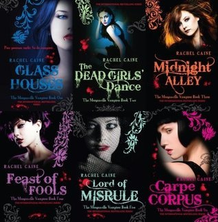 Glass Houses / The Dead Girl's Dance / Midnight Alley / Feast of Fools / Lord of Misrule / Carpe Corpus #1-6