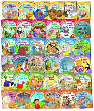 Oxford Reading Tree Read at home Songbirds Phonics Collection Julia Donaldson 36 Books Set Pack RRP: £128.82 (Stage 1,2,3,4,5,6) (Read at Home)