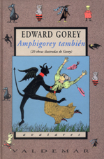 Ebook Amphigorey también by Edward Gorey PDF!