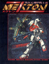 Mekton Zeta: Anime Mecha Roleplaying Game