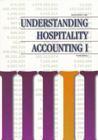 Understanding Hospitality Accounting I