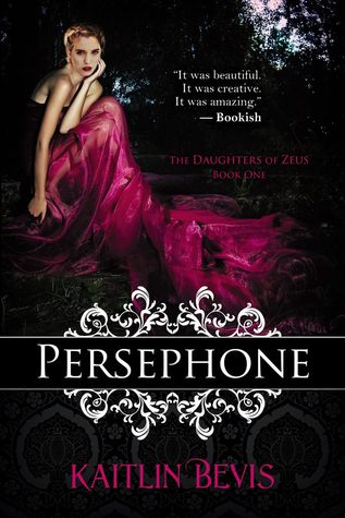 Persephone (Daughters of Zeus, #1)