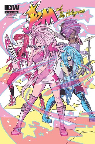 Jem and The Holograms #1 (Jem and the Ho...