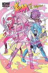Jem and The Holograms #1 by Kelly Thompson