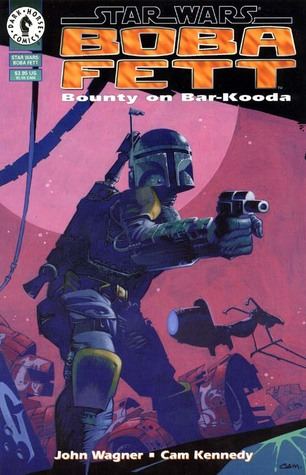 Star Wars: Boba Fett - Bounty on Bar-kooda