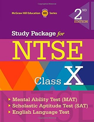 Study Package For Ntse Class X By Mcgraw Hill Education