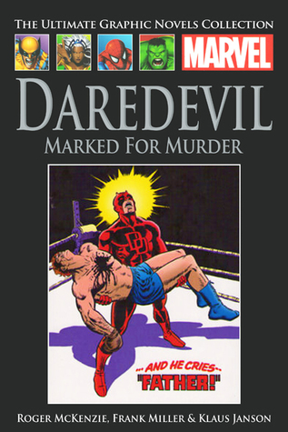 Daredevil: Marked for Murder (Marvel Ultimate Graphic Novels Collection)