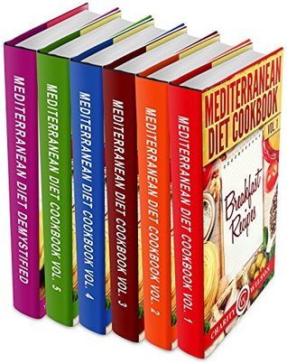Mediterranean Diet Cookbook: 210 Breakfast, Lunch, Dinner, Snack, Dessert & Slow Cooker Recipes (Complete Collection with 80+ Bonus Weight Loss and Recipe Books)