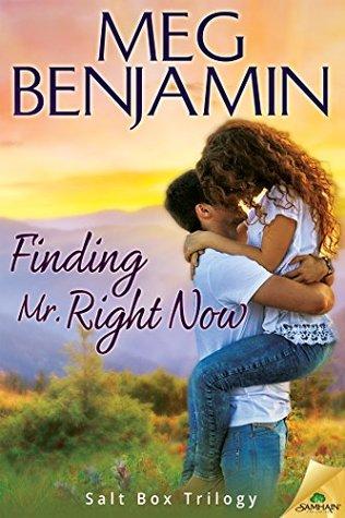 Finding Mr Right Now Salt Box 1 By Meg Benjamin