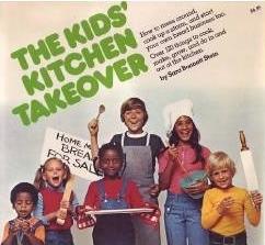 The Kids' Kitchen Take-Over