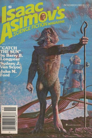 Isaac Asimov's Science Fiction Magazine, November 1980 (Asimov's Science Fiction, #33)
