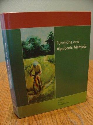 FUNCTIONS+ALGEBRAIC METHODS >C