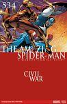 Amazing Spider-Man (1999-2013) #534 by J. Michael Straczynski