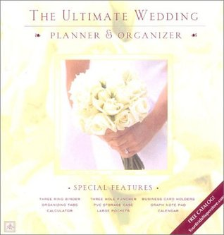 The Ultimate Wedding Planner Organizer Other Editions Enlarge Cover 245521