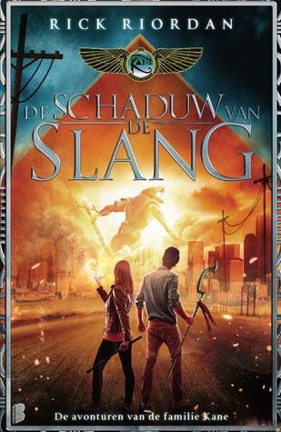 De Schaduw van de Slang (Kane Chronicles, #3)