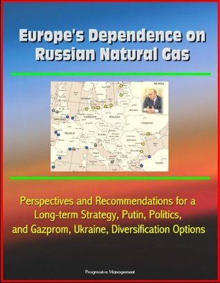 Europe's Dependence on Russian Natural Gas: Perspectives and Recommendations for a Long-term Strategy, Putin, Politics, and Gazprom, Ukraine, Diversification Options
