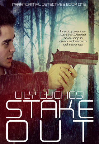 Stake-Out (Paranormal Detectives #1)