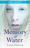 Memory of Water [Excerpt only]