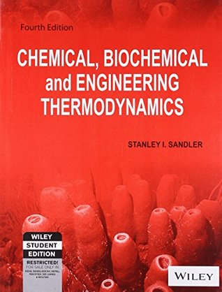 Chemical, Biochemical, And Engineering Thermodynamics With Cd