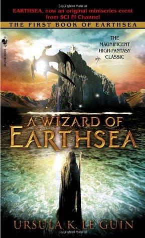 A Wizard of Earthsea (Earthsea Cycle, #1)