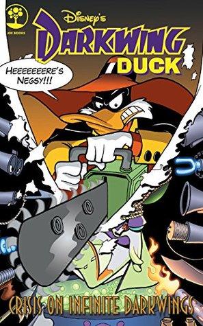 Darkwing Duck Volume 2: Crisis on Infinite Darkwings (Disney's Darkwing Duck Comics)