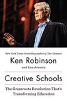 Book cover for Creative Schools: The Grassroots Revolution That's Transforming Education