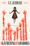 A Gathering of Shadows (Shades of Magic, #2) by V.E. Schwab