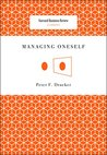 Book cover for Managing Oneself (Harvard Business Review Classics)